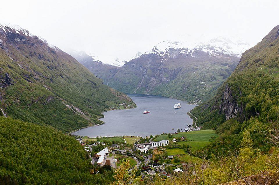 Norway - Geiranger